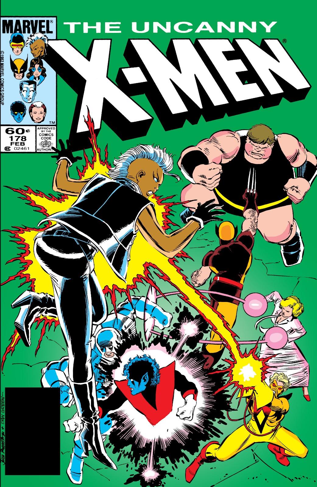 Uncanny X-Men (1963) issue 178 - Page 1