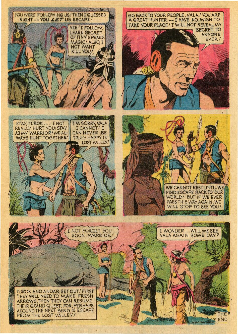 Read online Turok, Son of Stone comic -  Issue #88 - 17