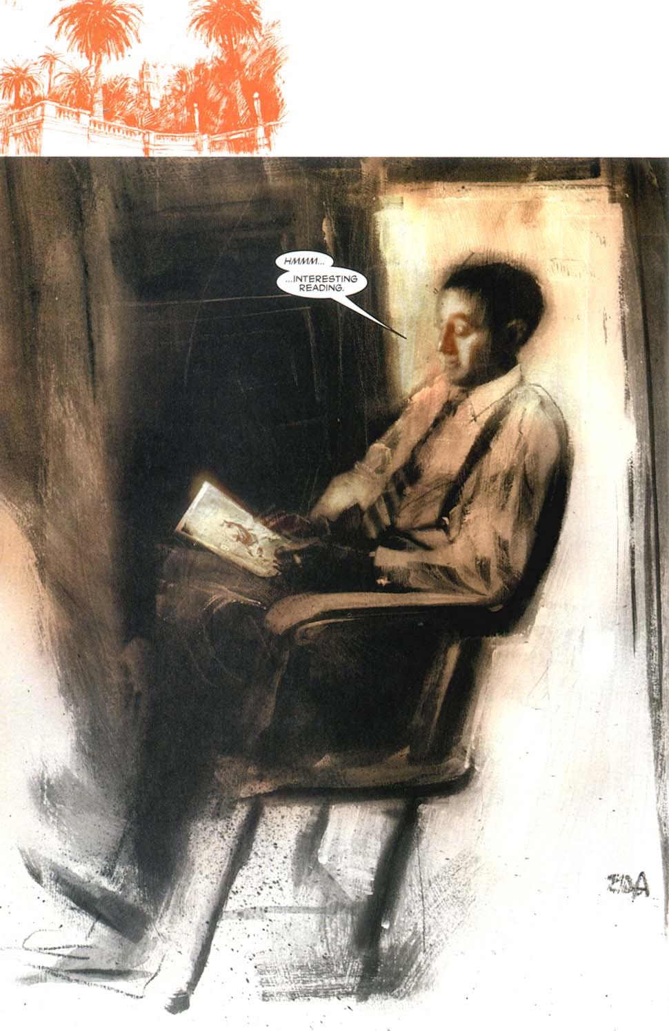 Read online Automatic Kafka comic -  Issue #9 - 23