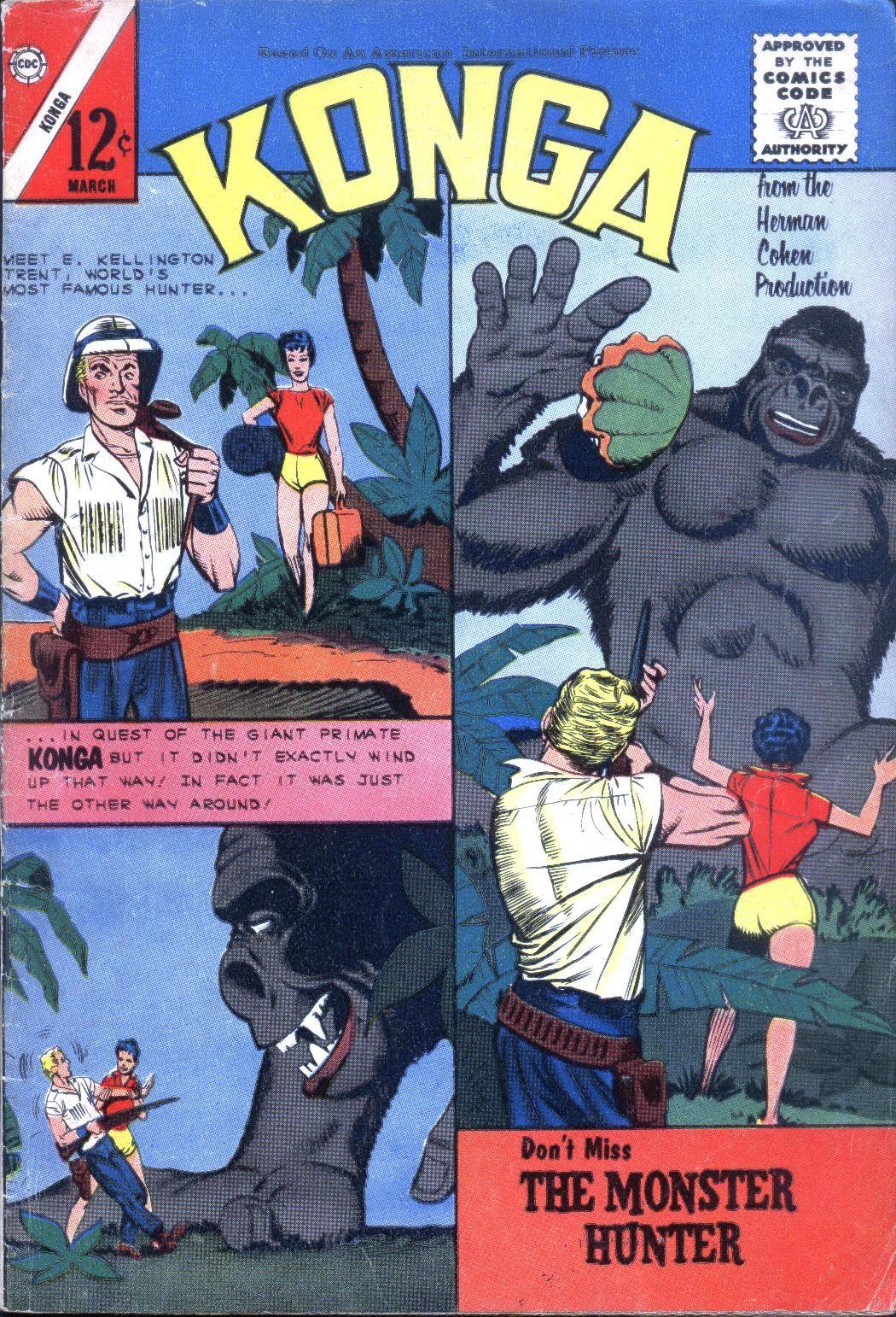 Konga 11 Page 1