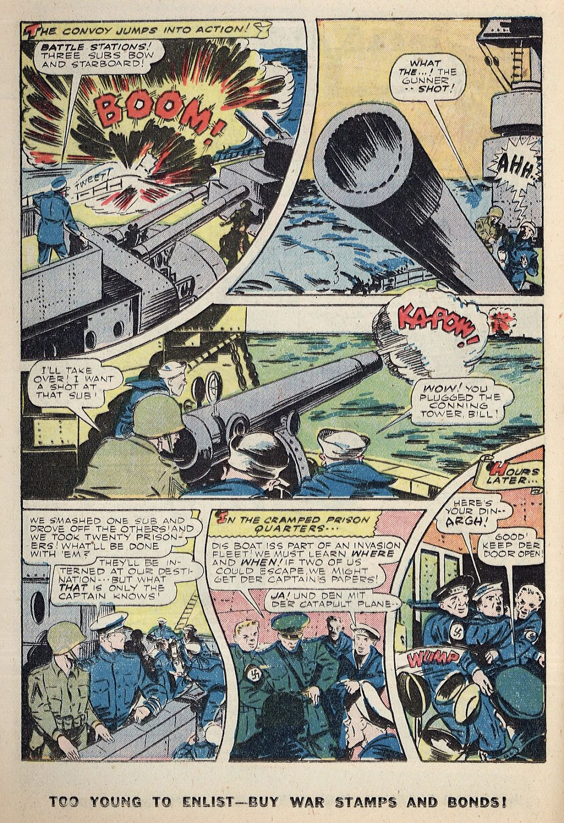 Exciting Comics (1940) issue 38 - Page 28