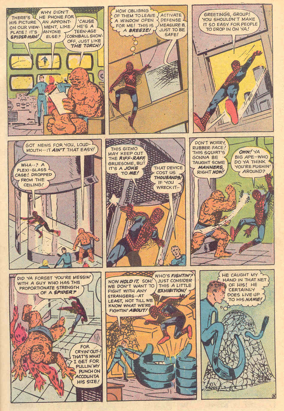 The Amazing Spider-Man (1963) _Annual_7 Page 3