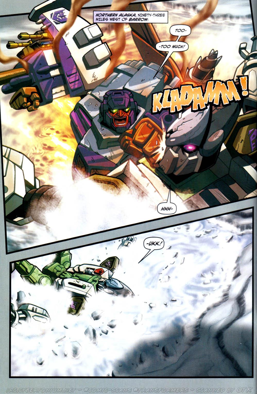 Read online Transformers Armada comic -  Issue #13 - 4