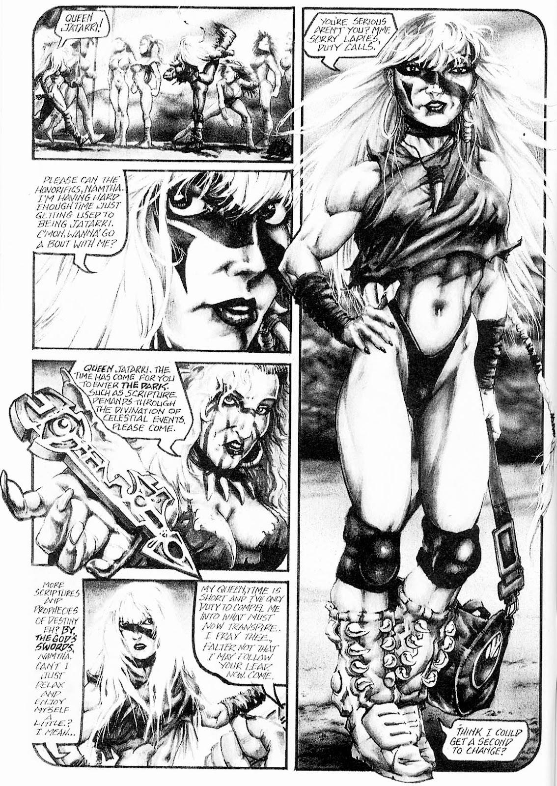 Read online Animal Mystic comic -  Issue #2 - 4