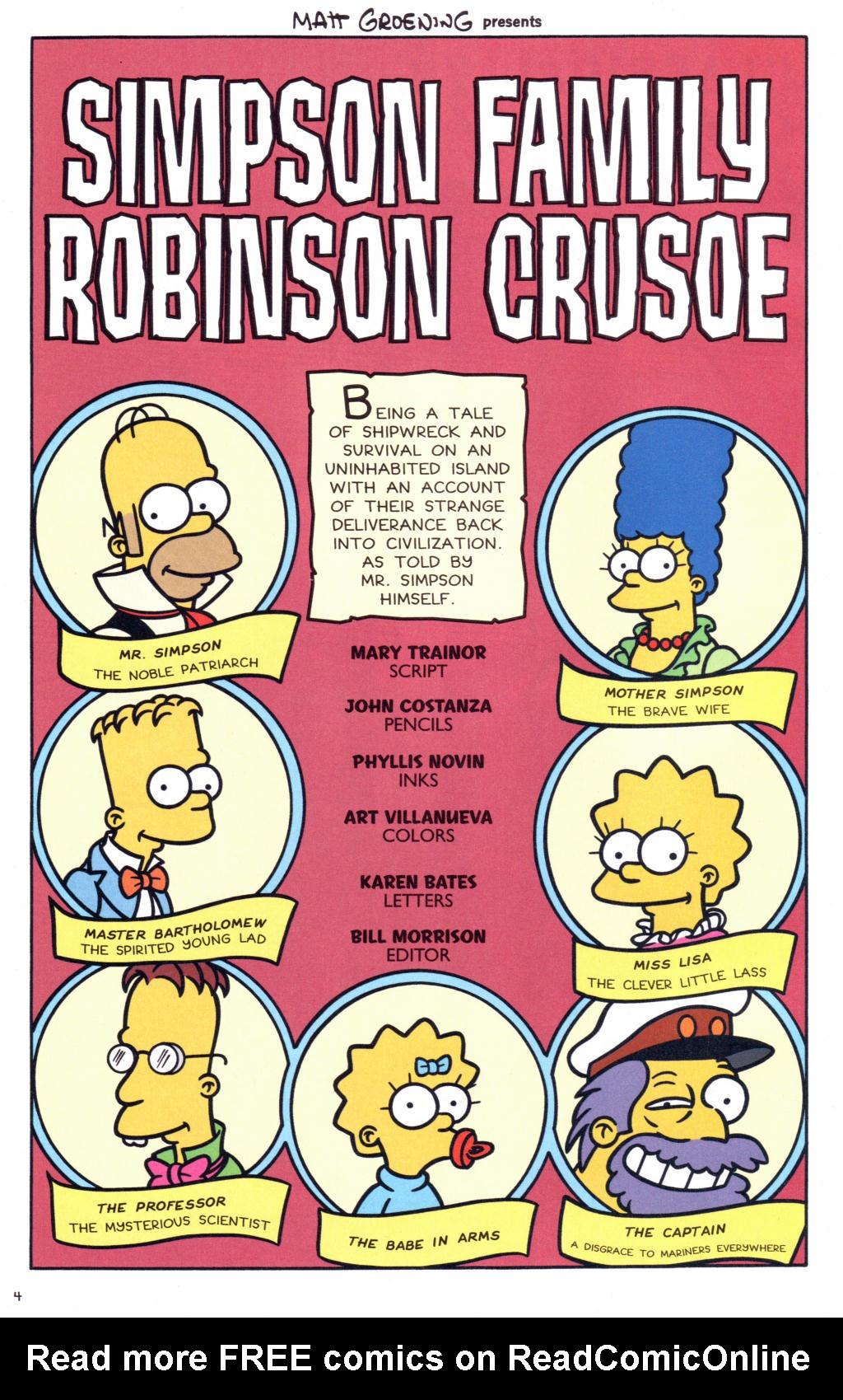 Read online Simpsons Comics comic -  Issue #127 - 5