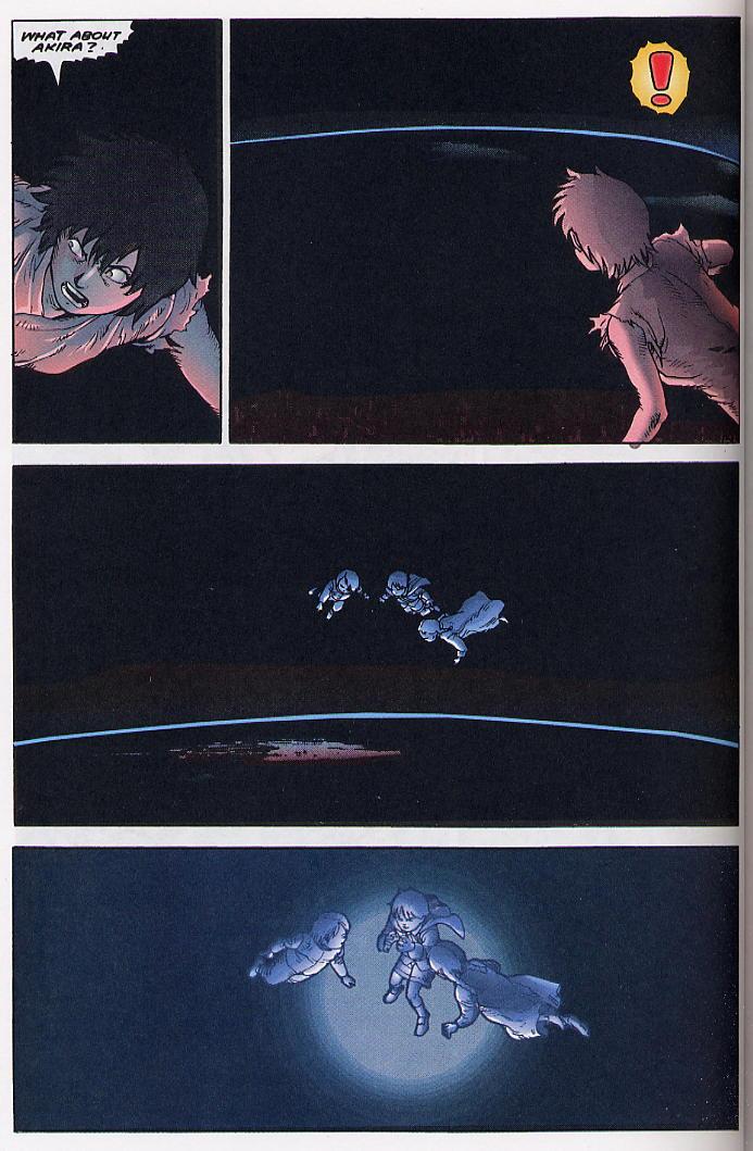 Read online Akira comic -  Issue #36 - 40