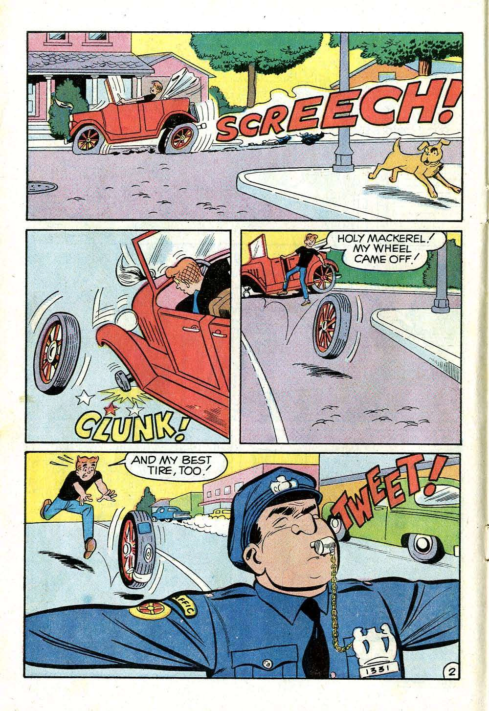 Read online Archie (1960) comic -  Issue #203 - 14