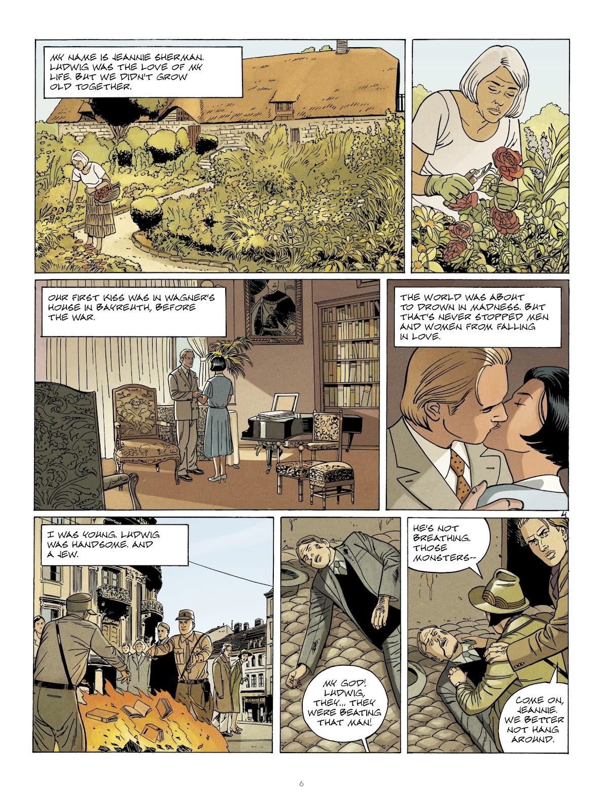 Read online Sherman comic -  Issue #7 - 6