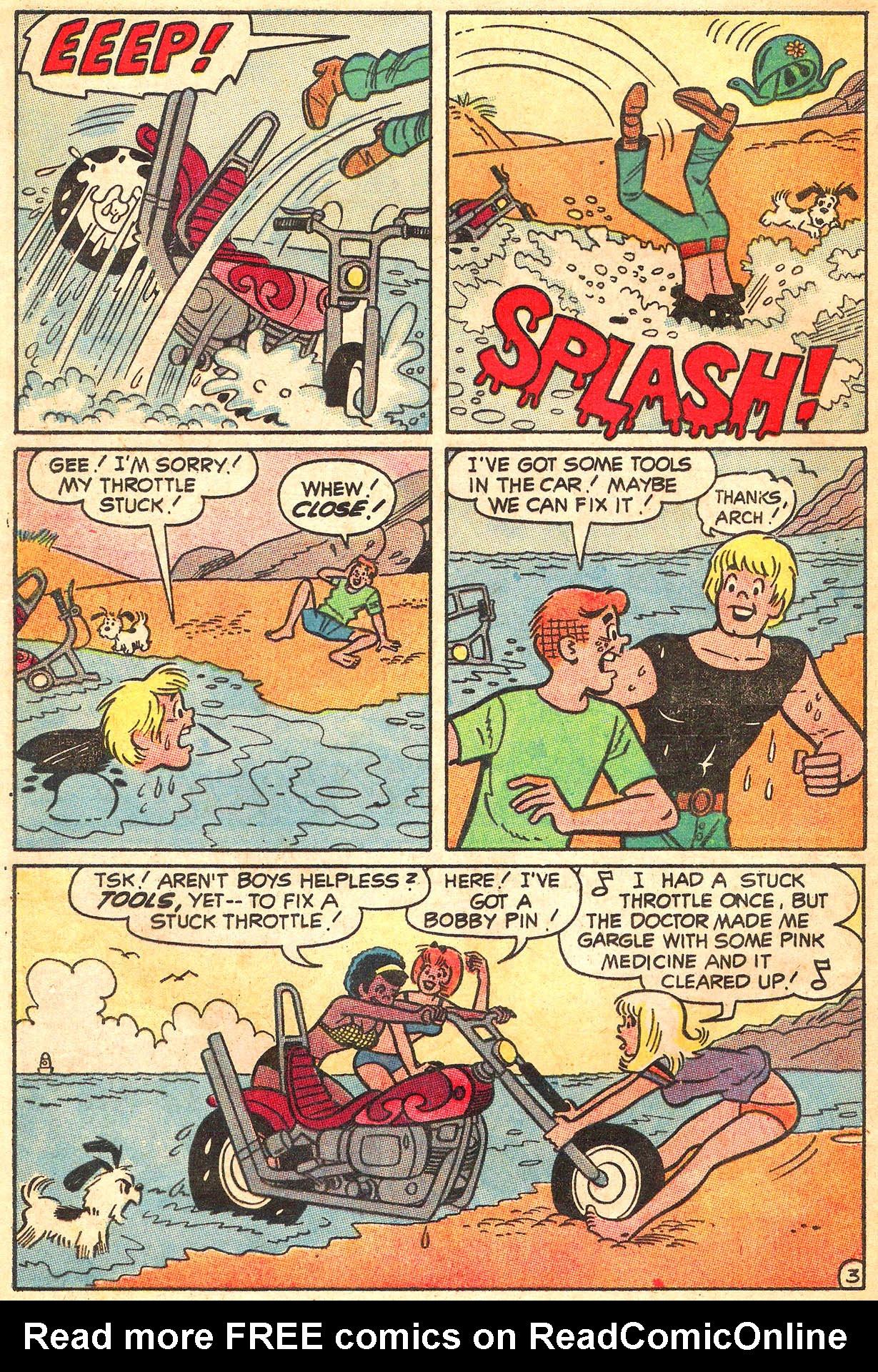 Read online She's Josie comic -  Issue #56 - 48