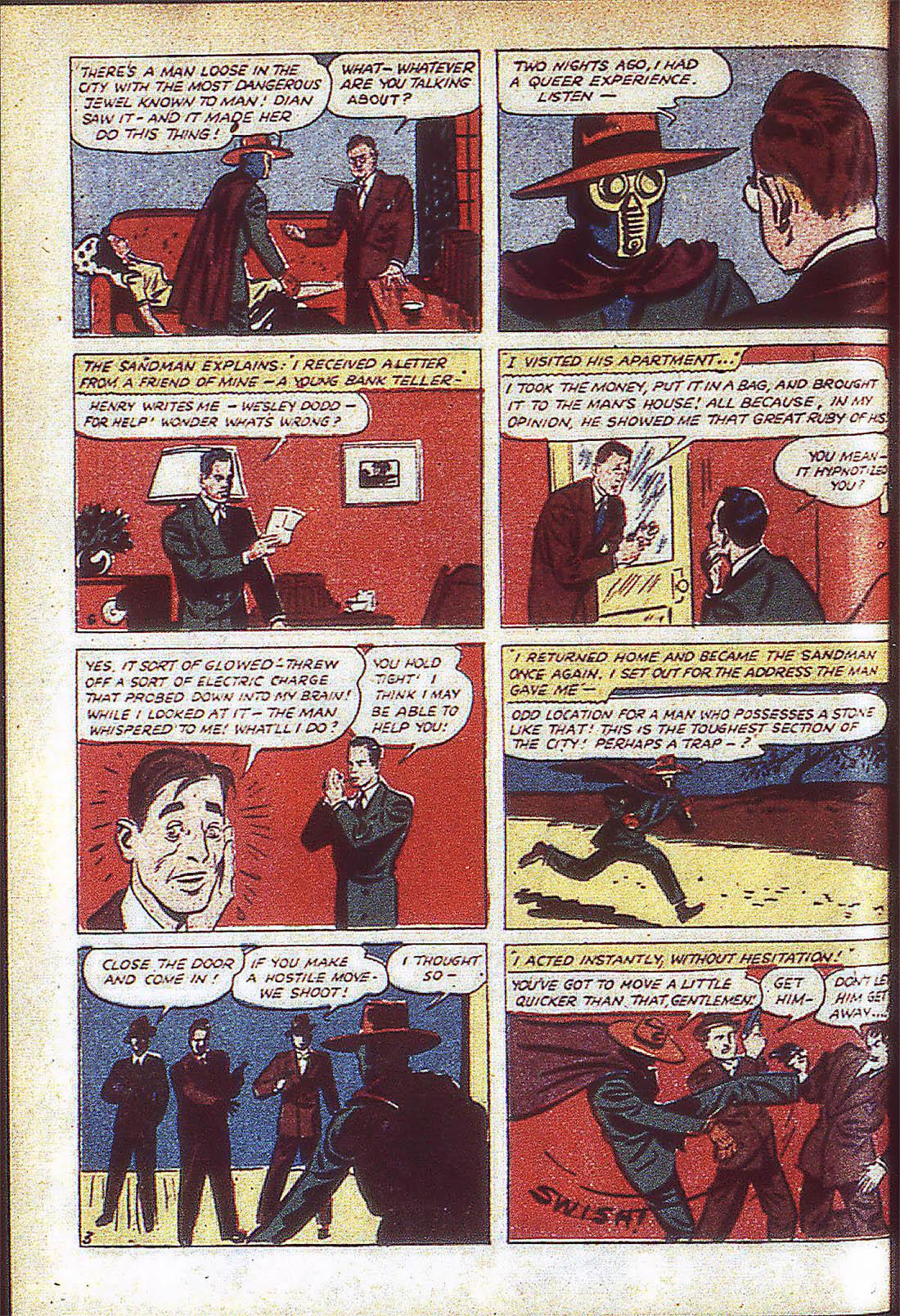 Read online Adventure Comics (1938) comic -  Issue #59 - 59