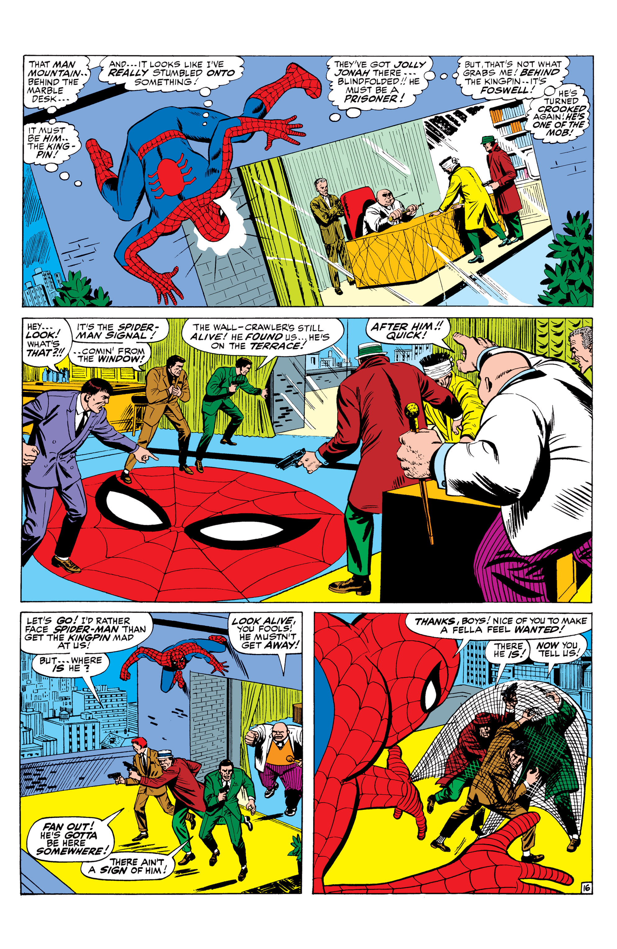 The Amazing Spider-Man (1963) 51 Page 16