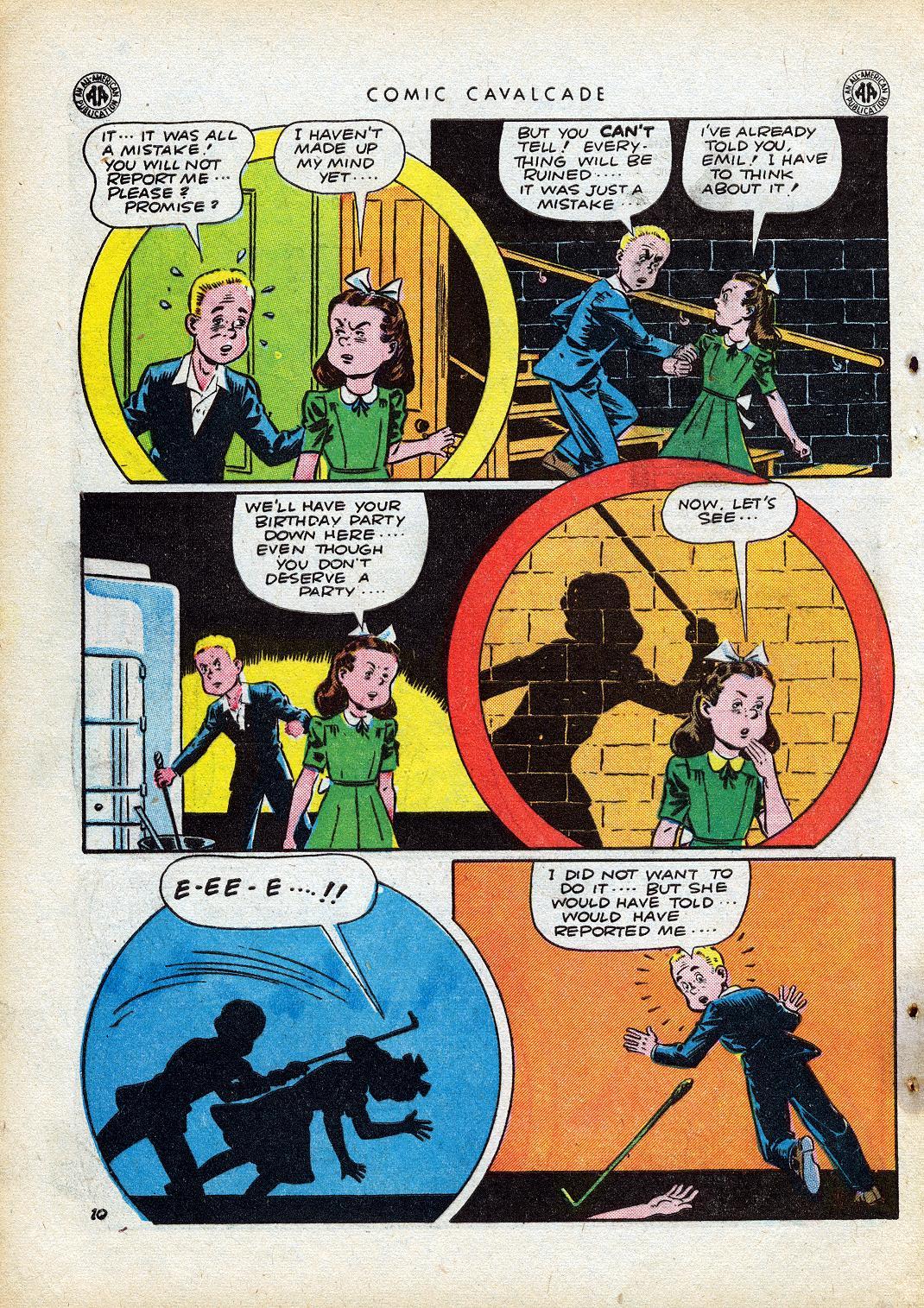 Comic Cavalcade issue 10 - Page 29