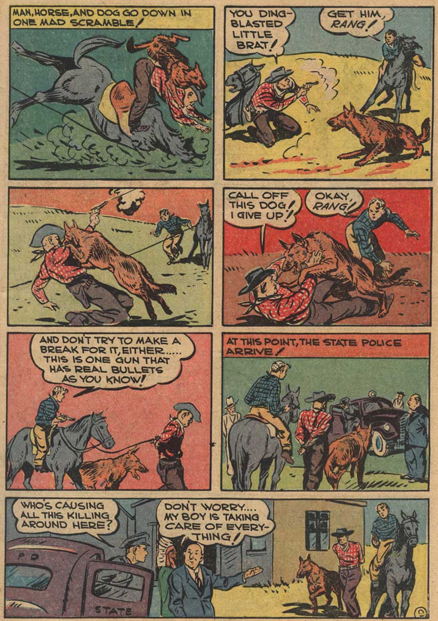 Blue Ribbon Comics (1939) issue 7 - Page 11