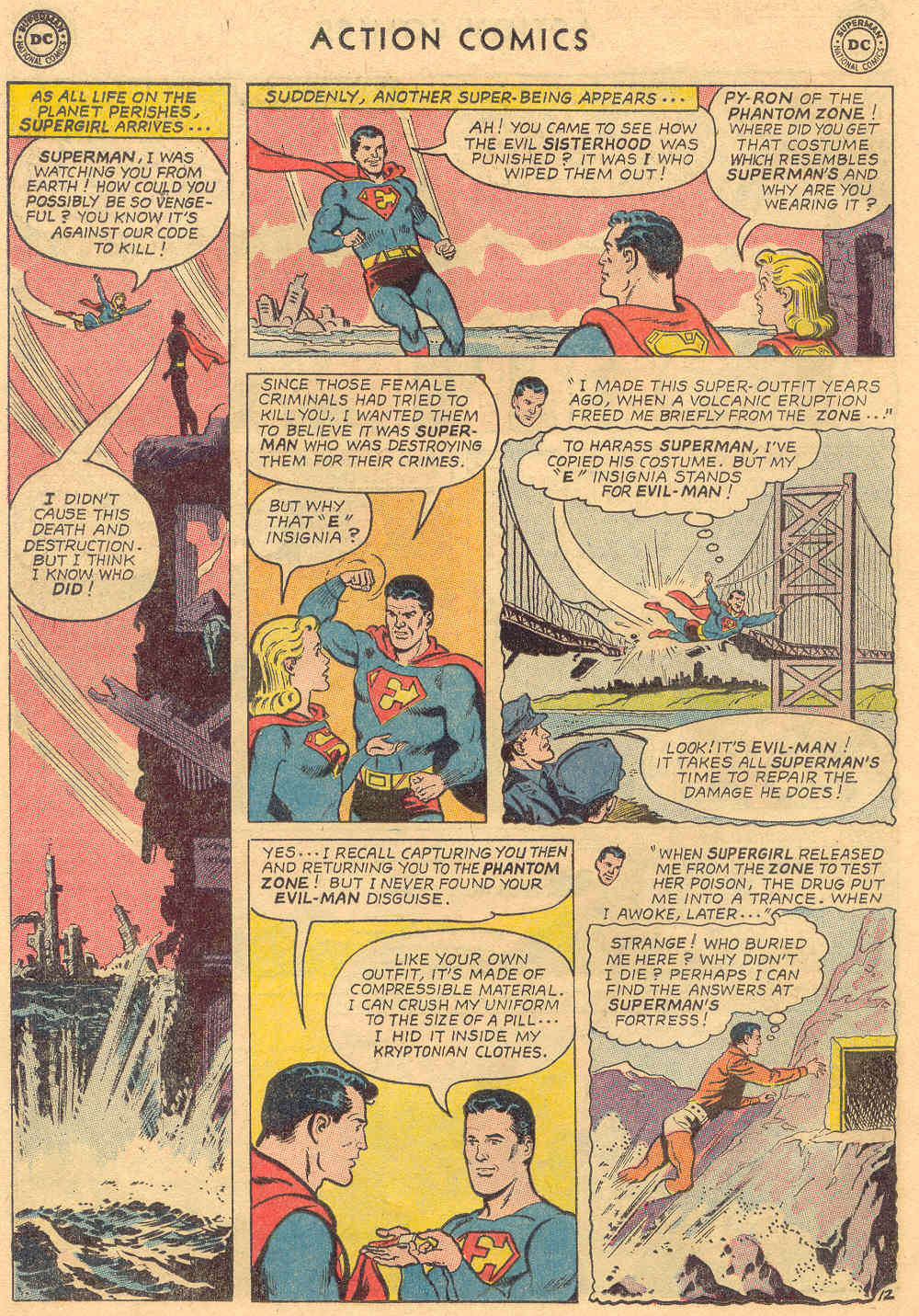 Read online Action Comics (1938) comic -  Issue #323 - 30