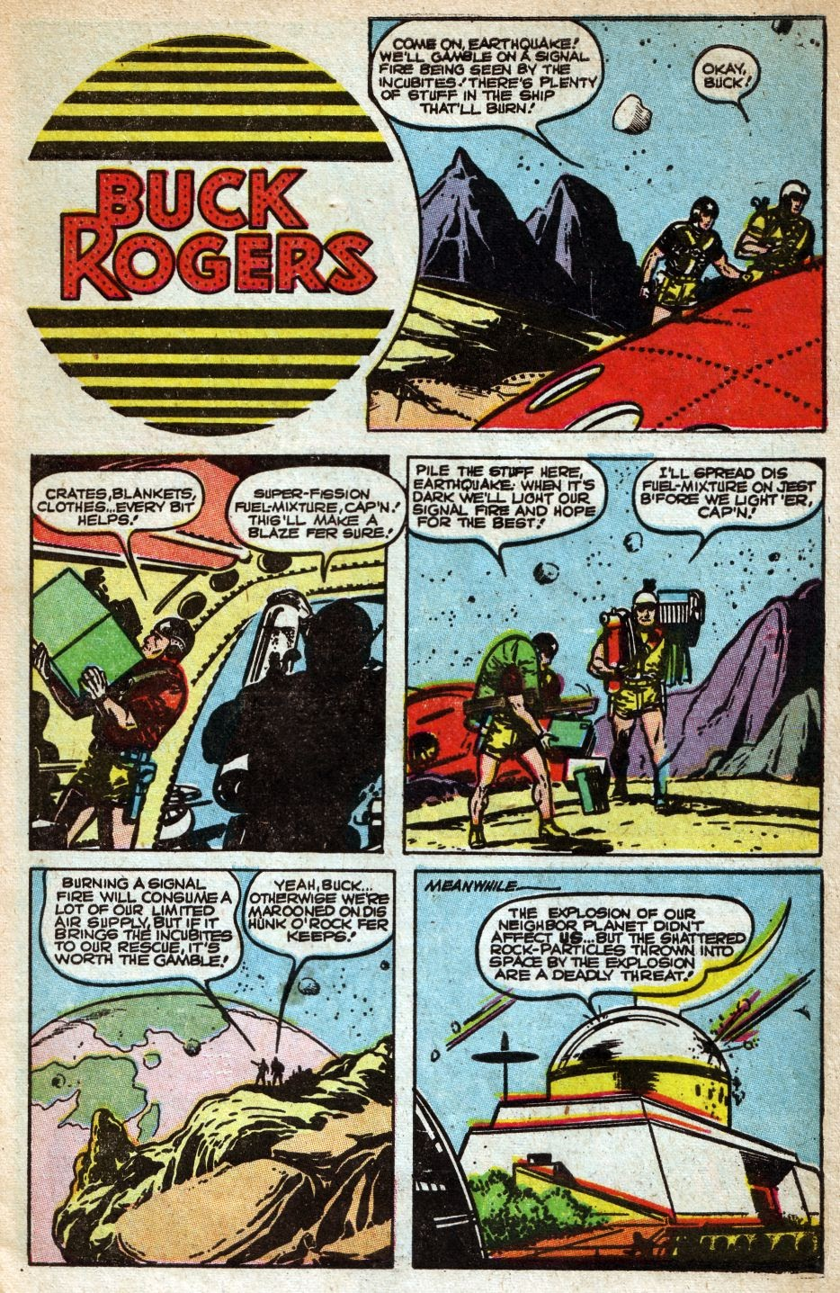 Read online Famous Funnies comic -  Issue #216 - 3
