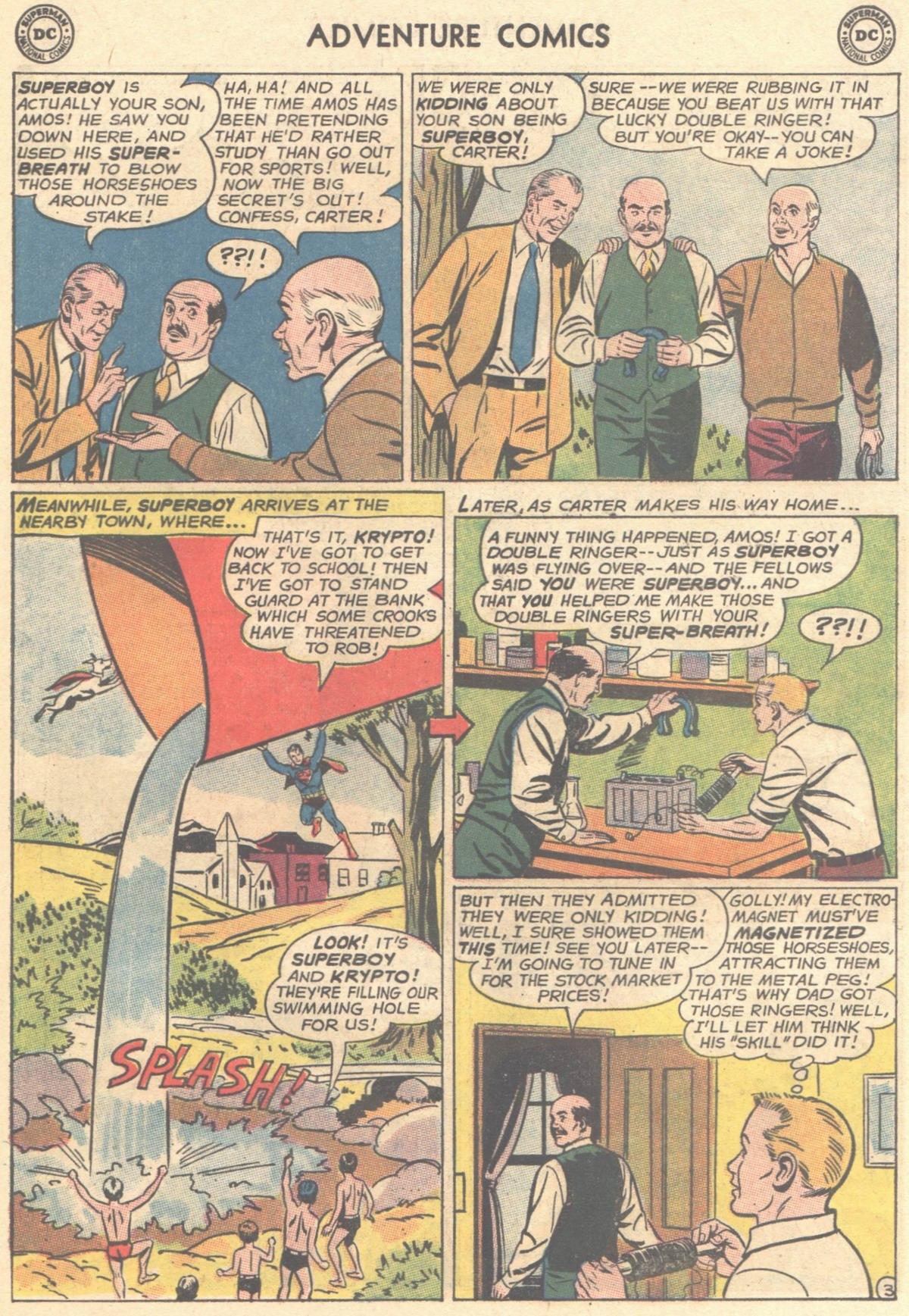 Read online Adventure Comics (1938) comic -  Issue #314 - 26