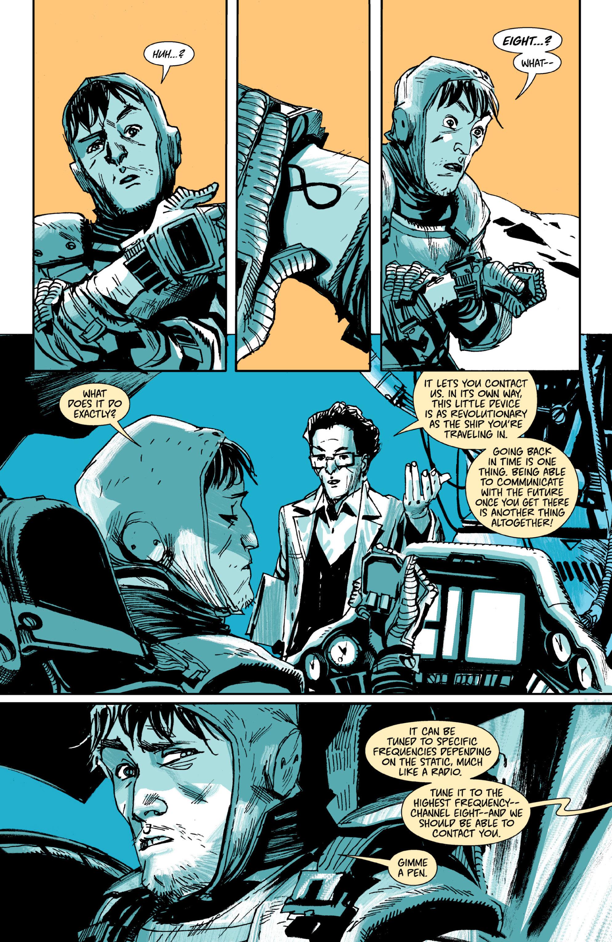 Read online Ei8ht comic -  Issue # TPB - 11