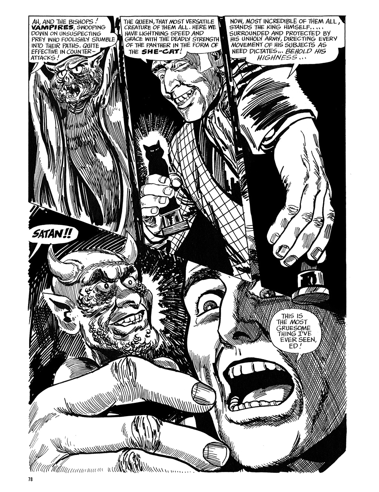 Read online Eerie Archives comic -  Issue # TPB 5 - 79