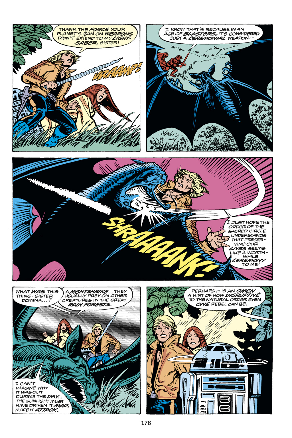 Read online Star Wars Omnibus comic -  Issue # Vol. 14 - 177