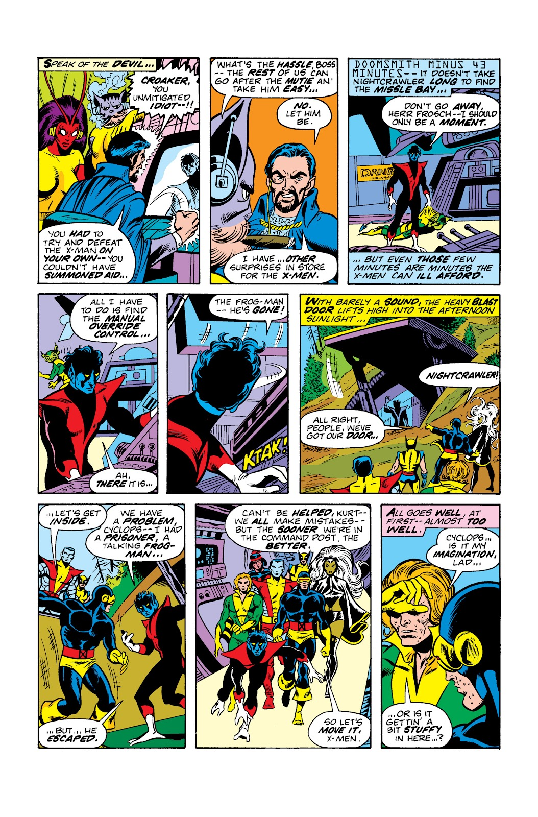 Uncanny X-Men (1963) issue 95 - Page 8