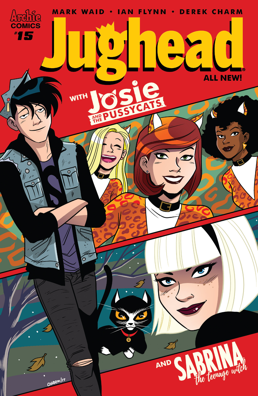 Read online Jughead (2015) comic -  Issue #15 - 1