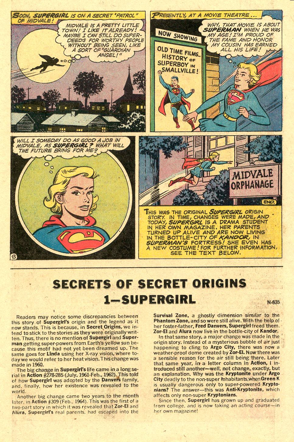 Read online Secret Origins (1973) comic -  Issue #2 - 11