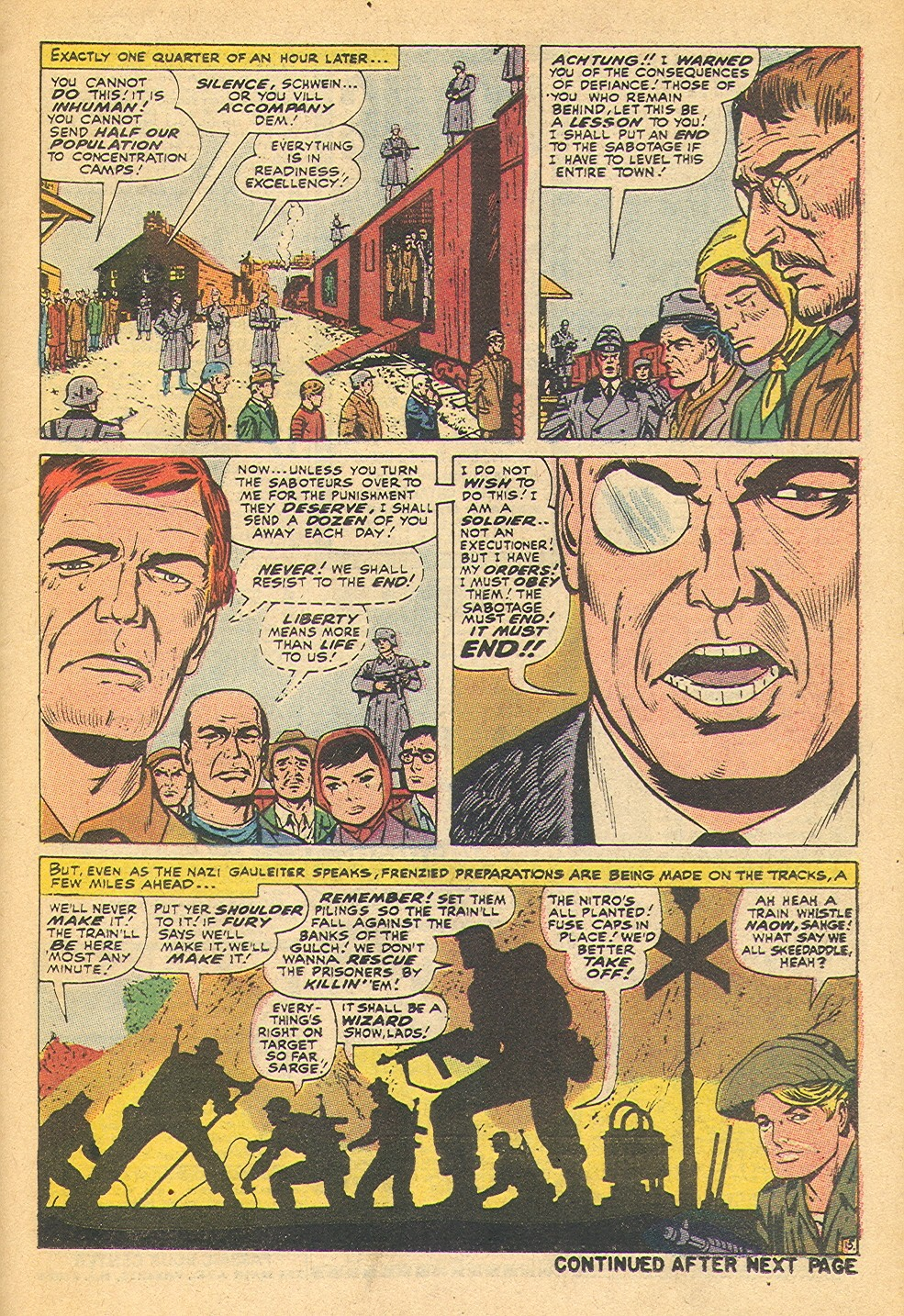 Read online Sgt. Fury comic -  Issue #91 - 23