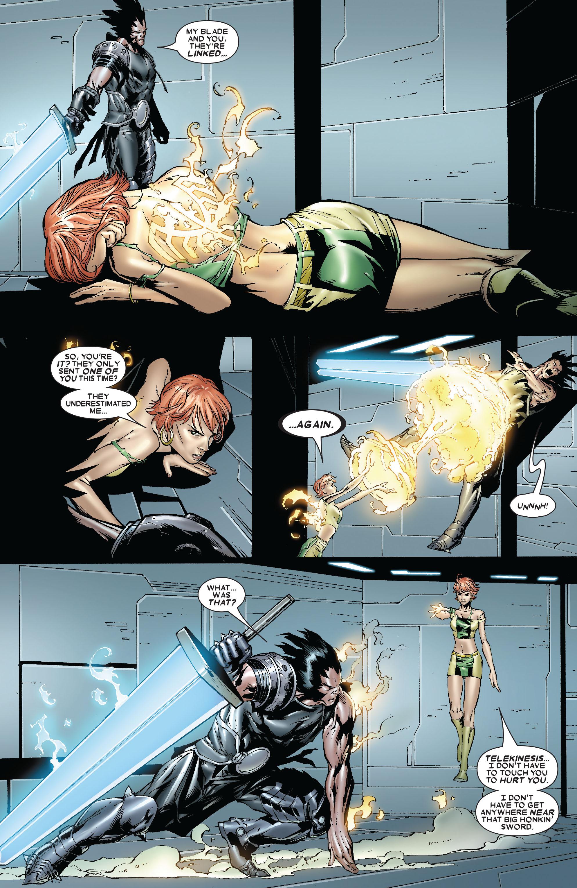 Read online Uncanny X-Men (1963) comic -  Issue #479 - 17