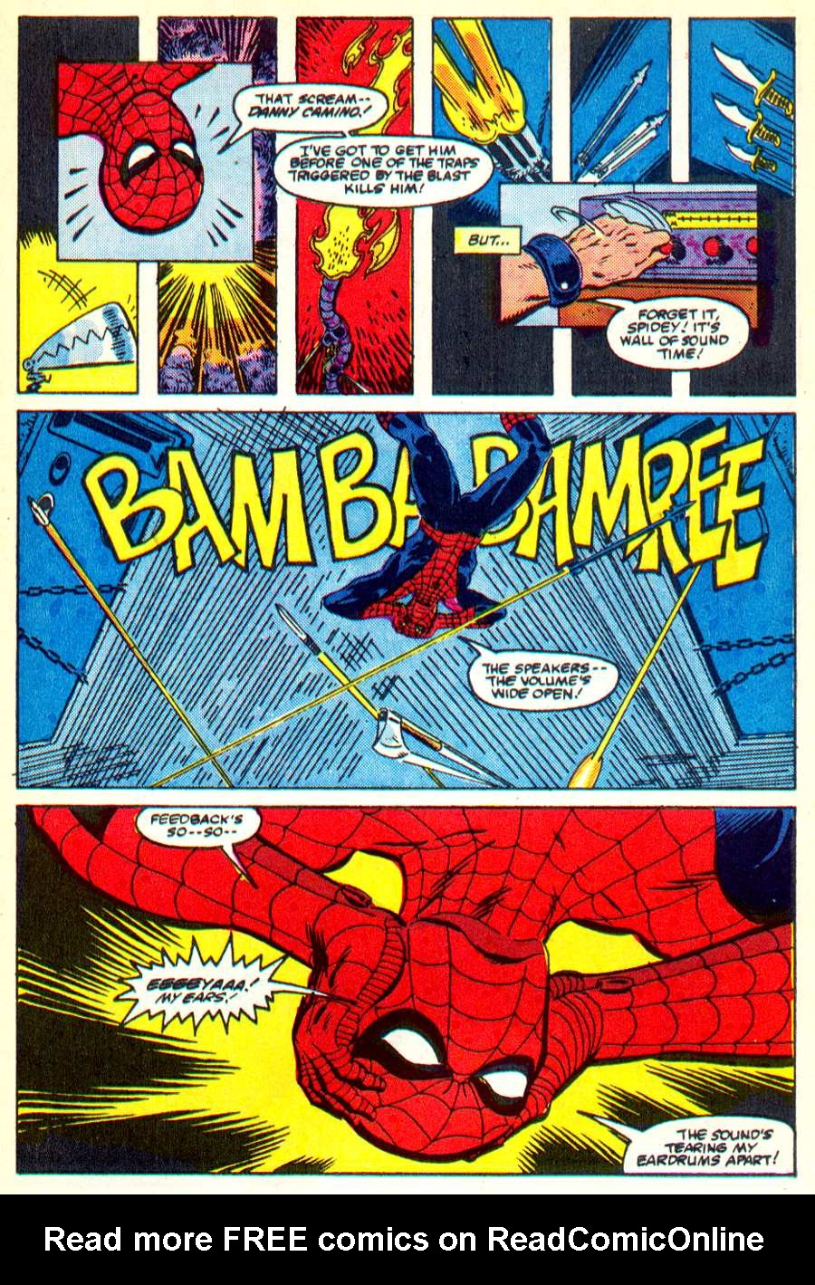 Web of Spider-Man (1985) Issue #27 #37 - English 16