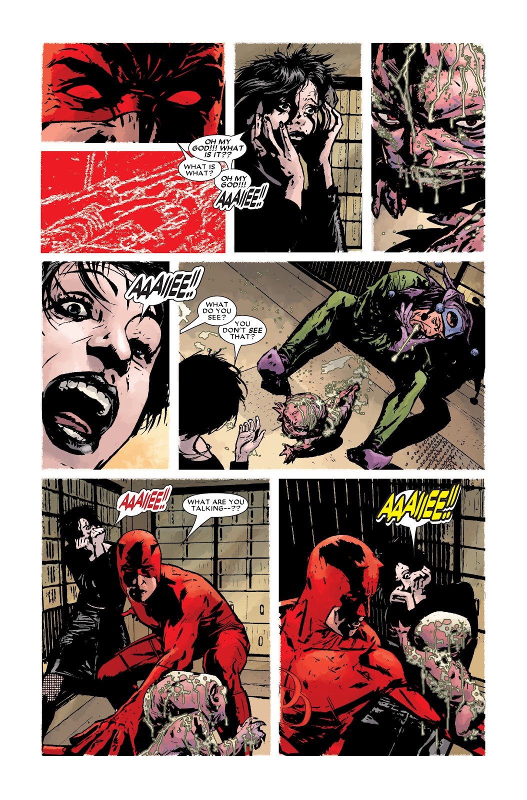 Read online Daredevil (1998) comic -  Issue # _Ultimate_Collection TPB 3 (Part 3) - 9