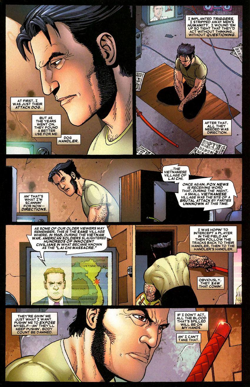 Read online Wolverine: Origins comic -  Issue #2 - 20
