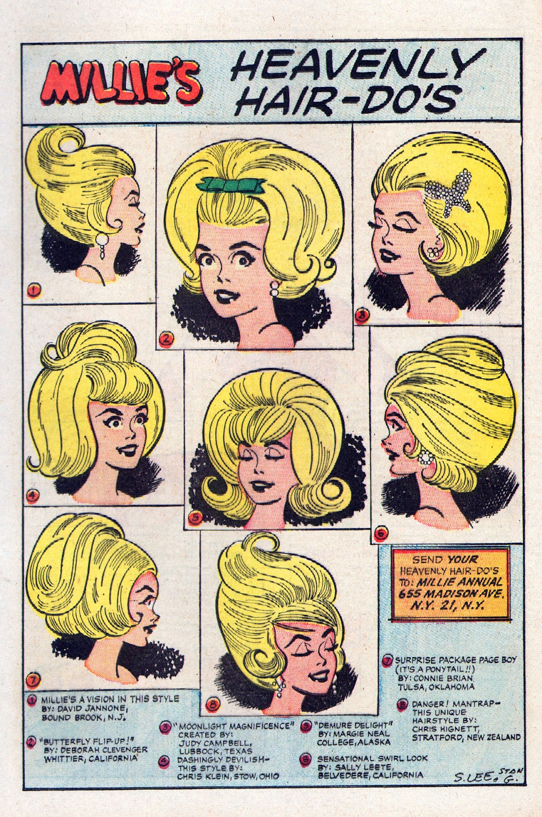 Read online Millie the Model comic -  Issue # Annual 2 - 31