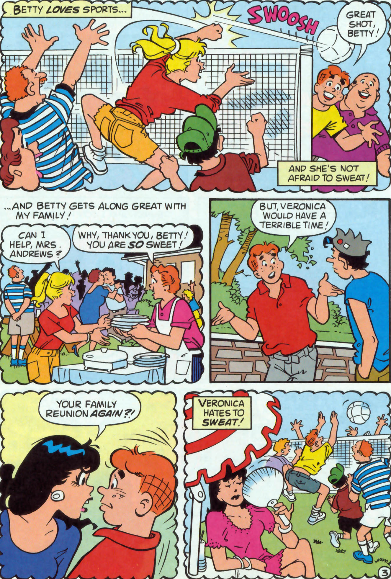 Read online Archie (1960) comic -  Issue #476 - 22