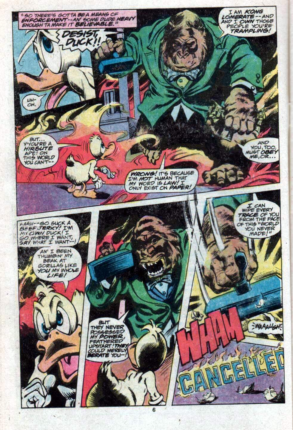 Howard the Duck (1976) Issue #10 #11 - English 5