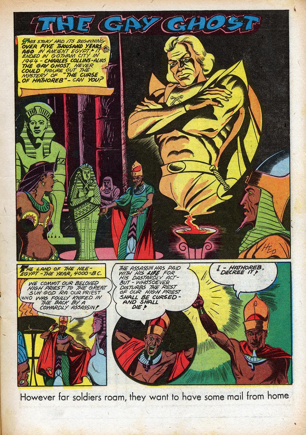 Read online Sensation (Mystery) Comics comic -  Issue #33 - 23