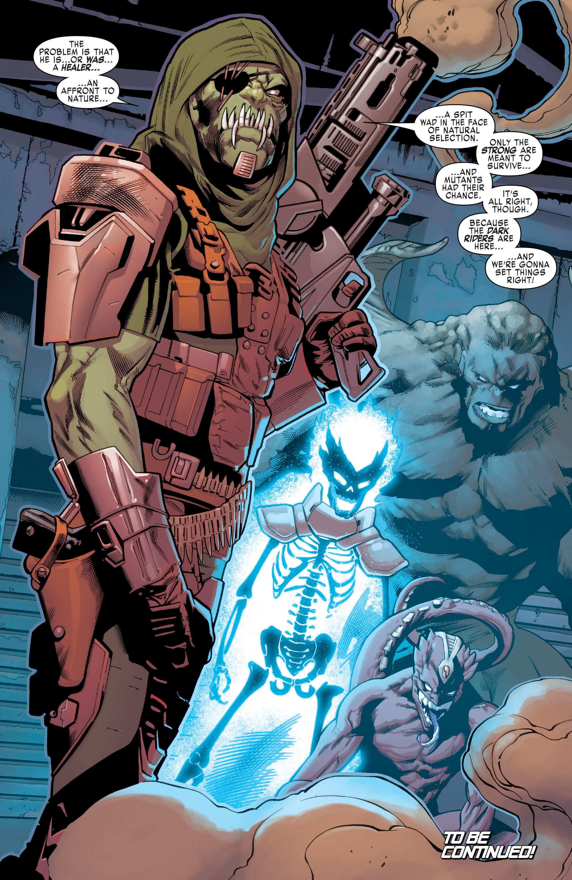 Read online Uncanny X-Men (2016) comic -  Issue #1 - 23
