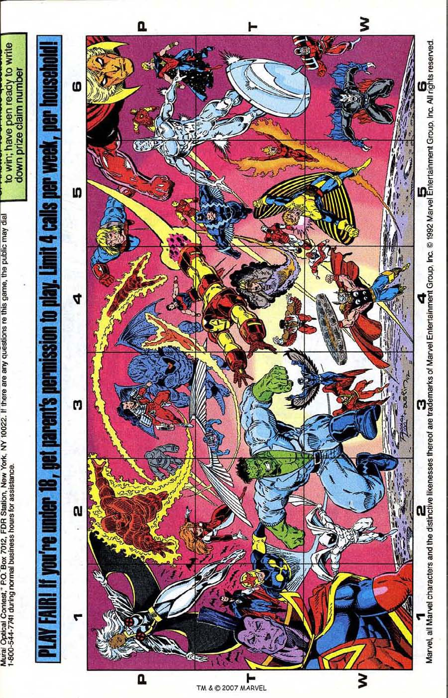 Read online Silver Surfer (1987) comic -  Issue # _Annual 5 - 25