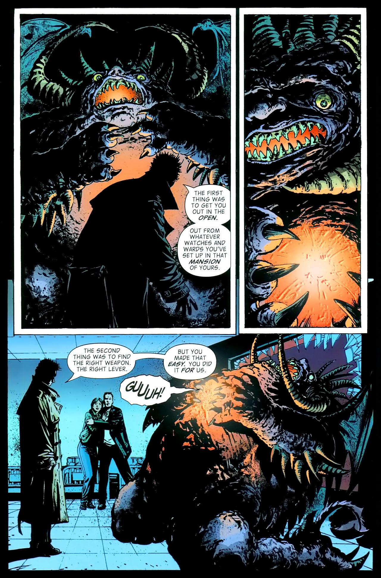 Read online John Constantine Hellblazer: All His Engines comic -  Issue # Full - 106