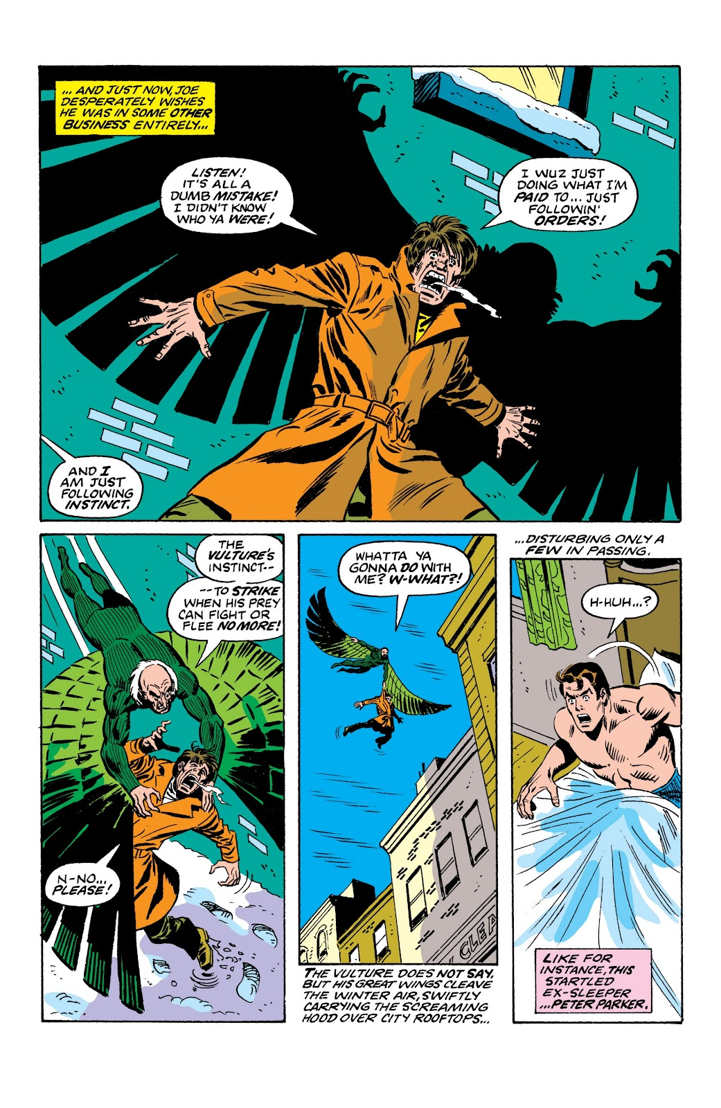 Read online Marvel Masterworks: The Spectacular Spider-Man comic -  Issue # TPB (Part 1) - 64