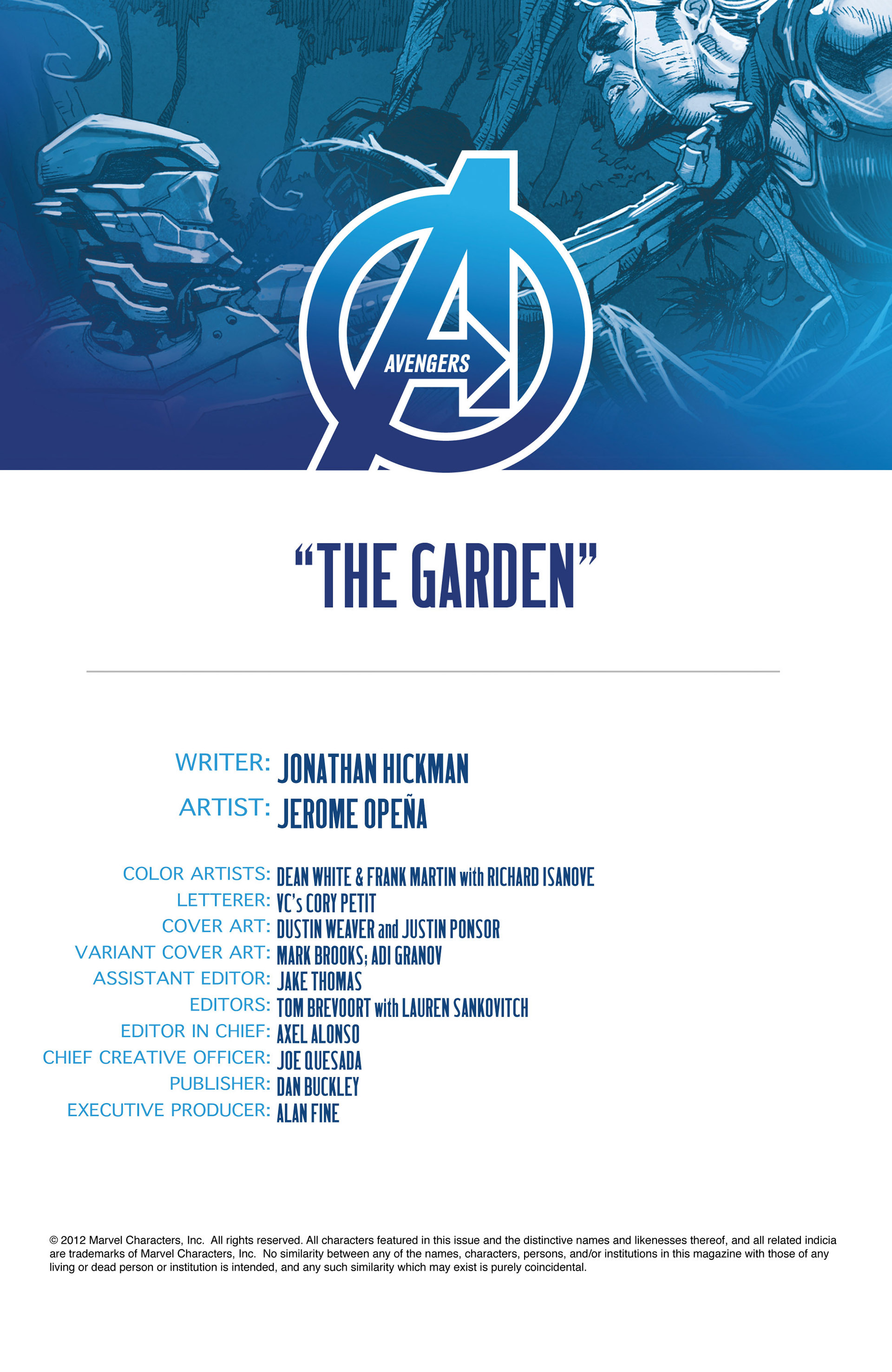 Read online Avengers (2013) comic -  Issue #3 - 4