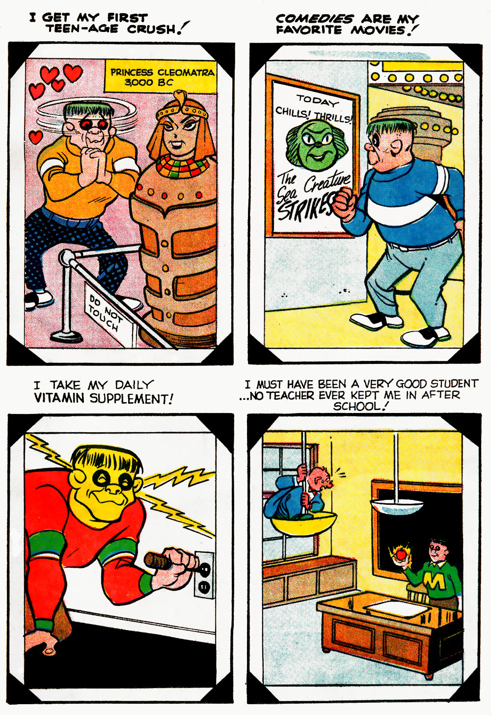 Archie's Madhouse issue 27 - Page 33