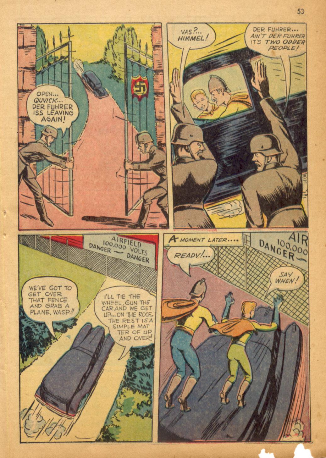 Read online Shadow Comics comic -  Issue #32 - 54