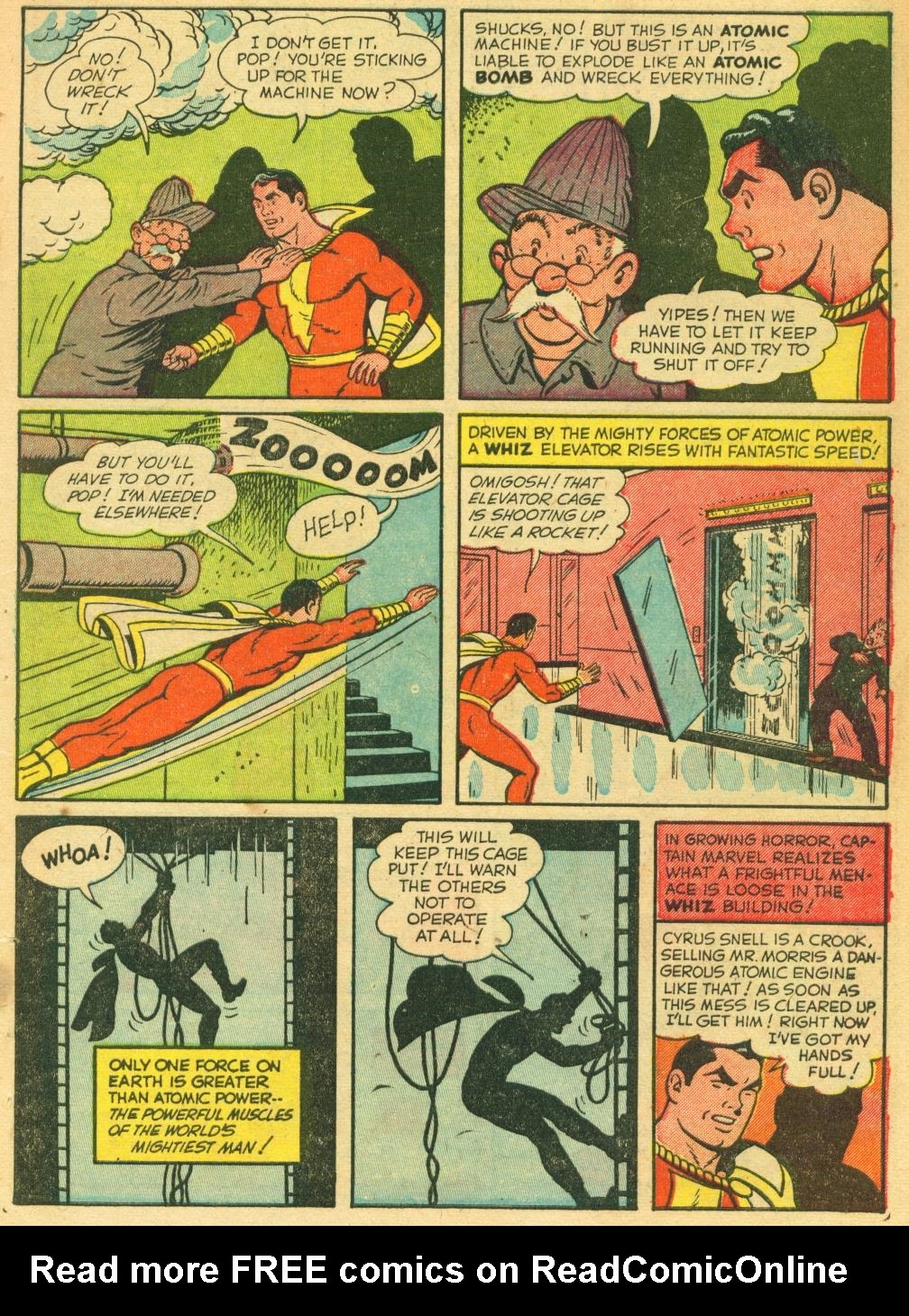 Captain Marvel Adventures issue 131 - Page 7