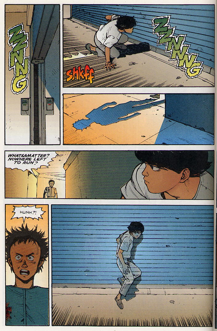 Read online Akira comic -  Issue #7 - 49
