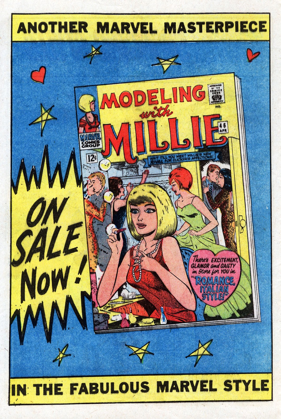 Millie the Model issue 137 - Page 32