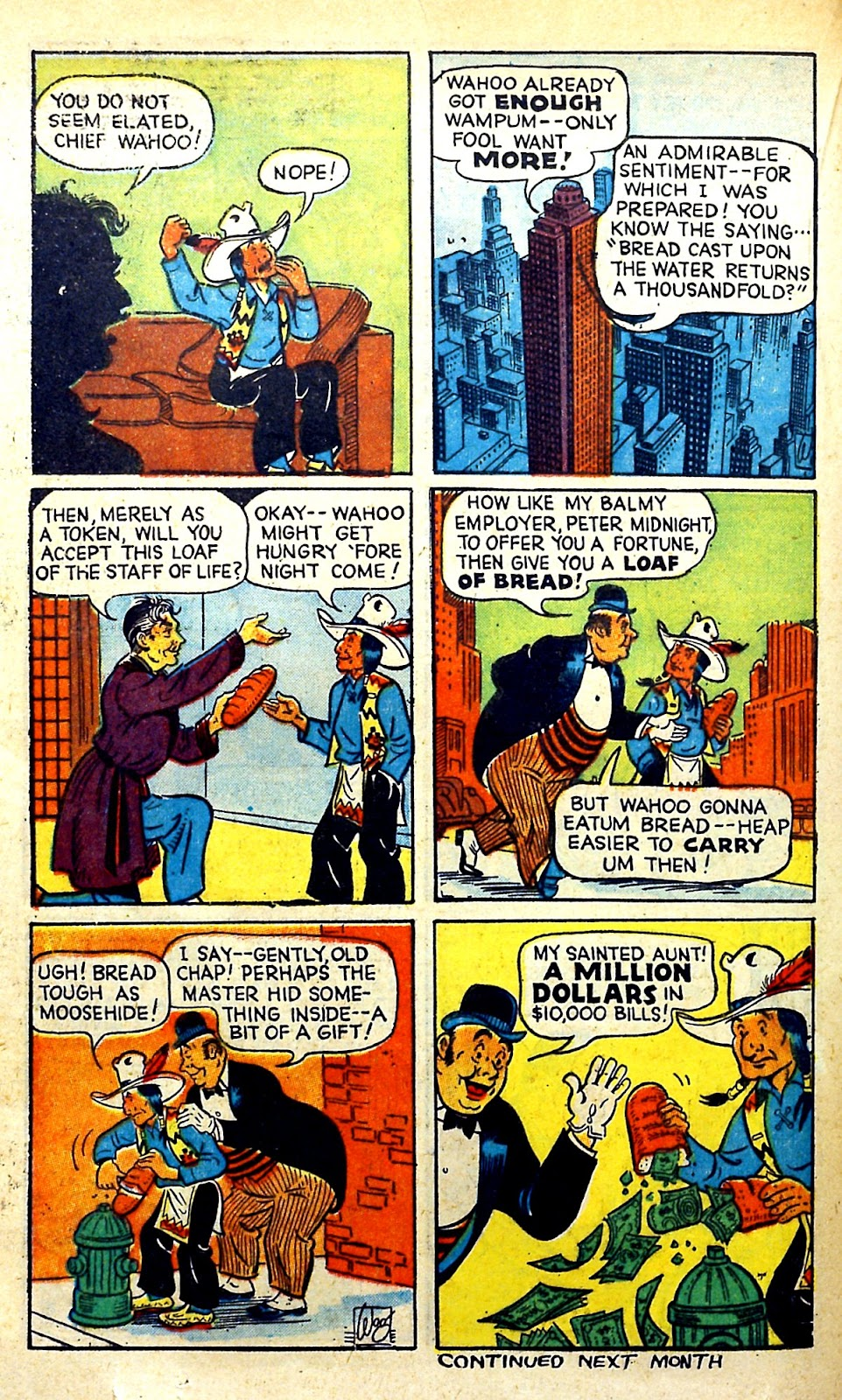 Read online Famous Funnies comic -  Issue #145 - 24