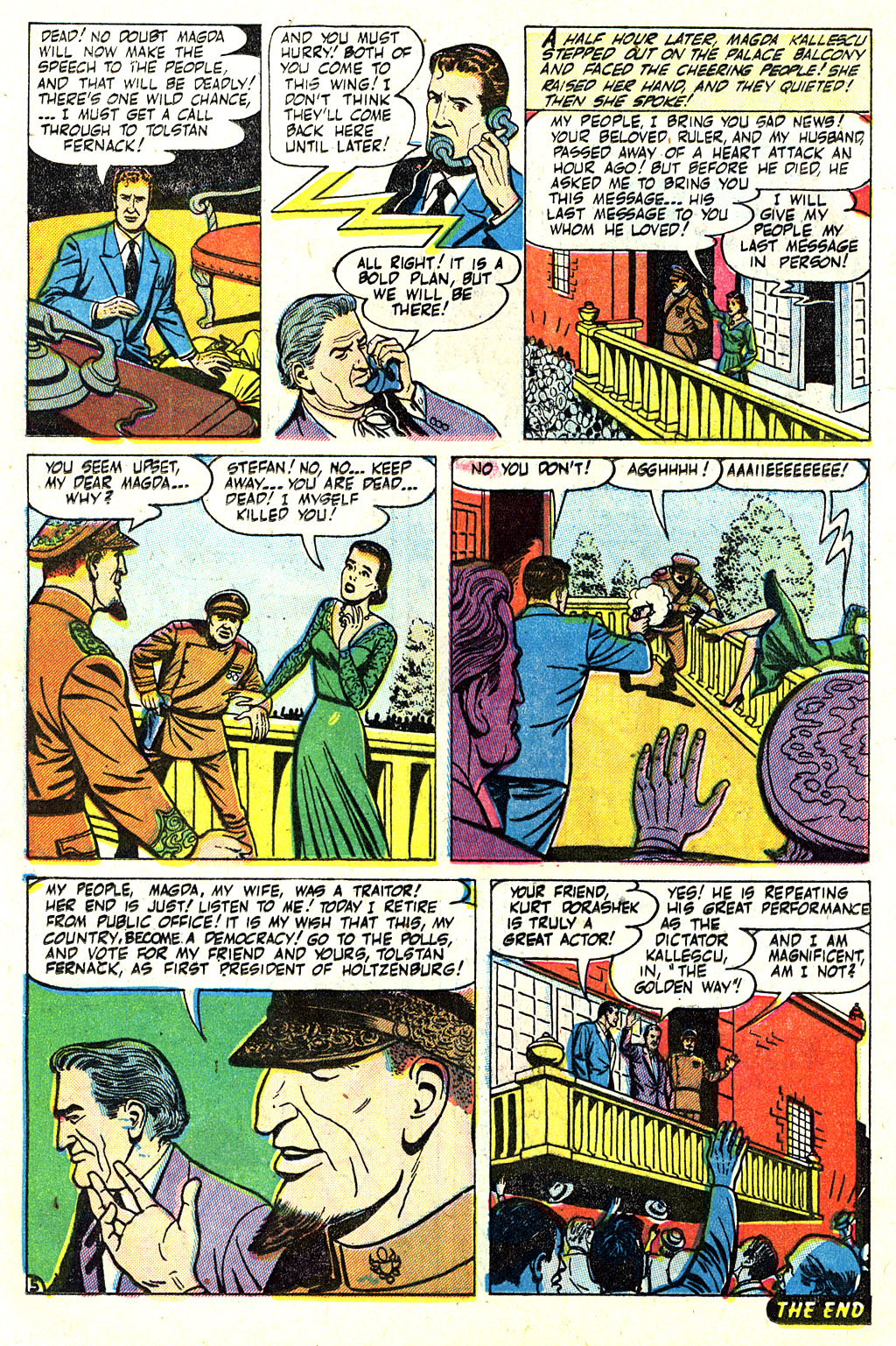 Kent Blake of the Secret Service issue 5 - Page 16