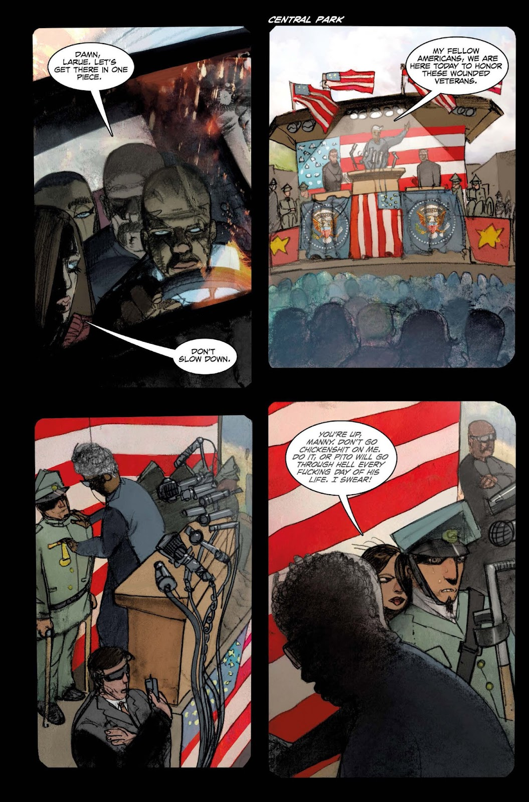 13 Coins issue TPB - Page 120