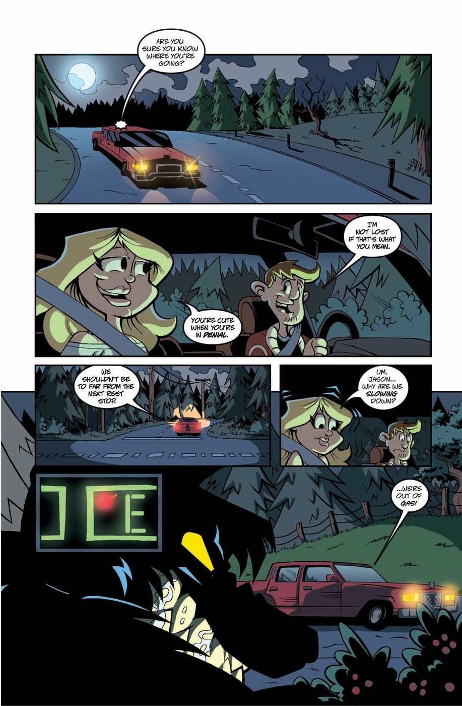 Read online Ralph Filmore comic -  Issue # Full - 58