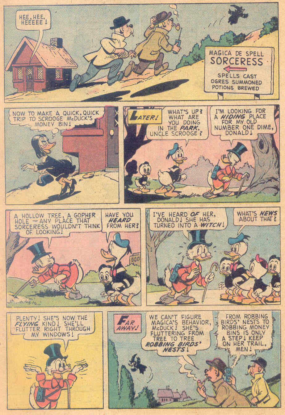 Read online Uncle Scrooge (1953) comic -  Issue #138 - 9